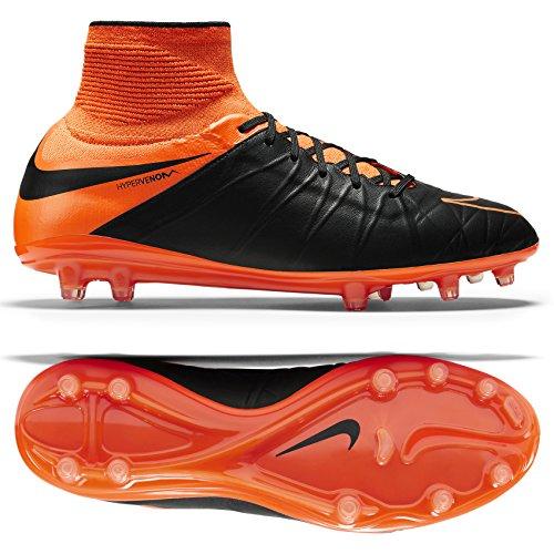 Nike Hypervenom Phantom FG–Zapatillas de fútbol de Piel II del Hombre