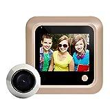 AnySell - Timbre inalámbrico para Puerta de vídeo, 2,4 Pulgadas, 2 MP