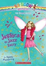 Jessica the Jazz Fairy: A Rainbow Magic Book (Dance Fairies #5)