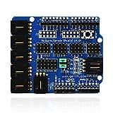 Bloque de construcción electrónica/Tablero de expansión del Sensor/Tablero de expansión V4 para la Junta de Desarrollo de Robot