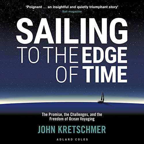Page de couverture de Sailing to the Edge of Time