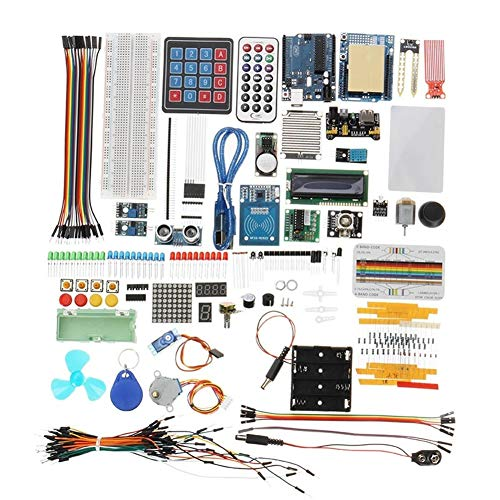 Yi Yi Ma Shi Pin Fernbedienung Elektronische Starterkits for Arduino DIY RFID Environment Monitoring Access Display