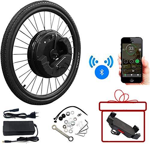 Bicicletas eléctricas Kit de conversión Kit de conversión Ike Kit de conversión de 36V Frente IMortor Rueda de bicicleta eléctrica con 20' 24' 26' 700C motor de la rueda E Bike Kit de conversión (colo
