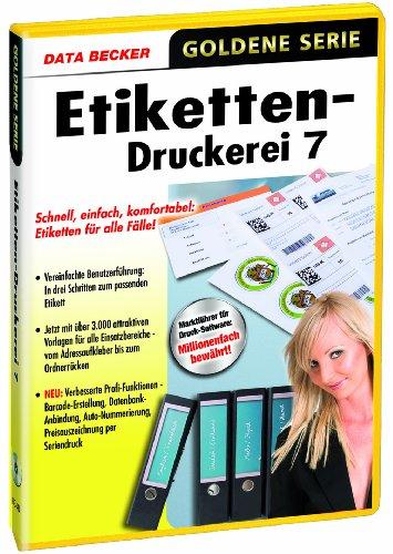 Etiketten-Druckerei 7