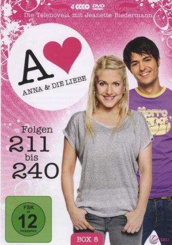 Anna und die Liebe - Box 08, Folgen 211-240 [4 DVDs]