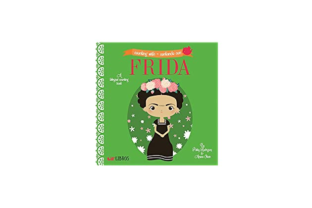 Counting With -Contando Con Frida (English and Spanish Edition
