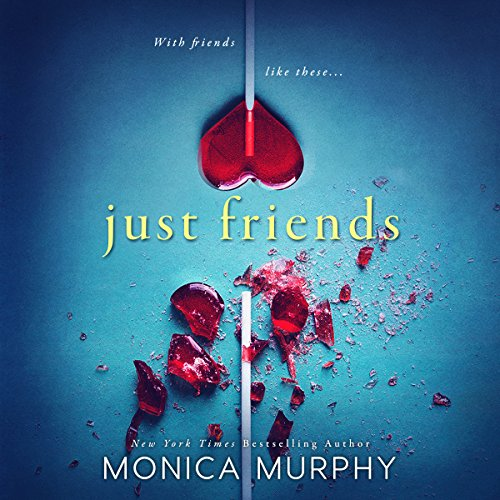 Just Friends audiobook cover art