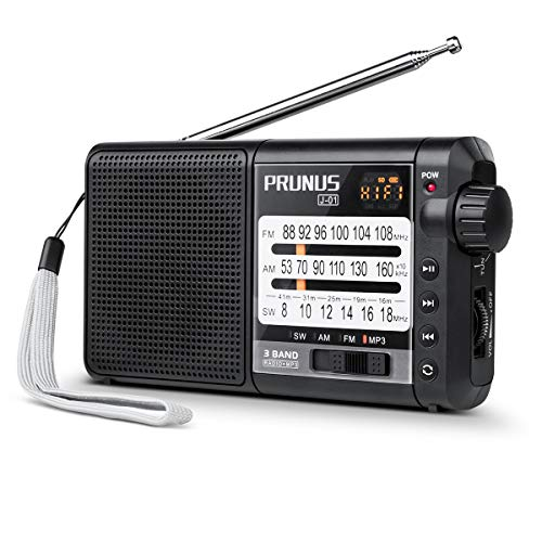 commercial petit radio portable puissant