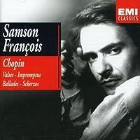 Valses, Impromptus, Ballades, Scherzos - S. Franco by Samson Francois (2008-01-13)