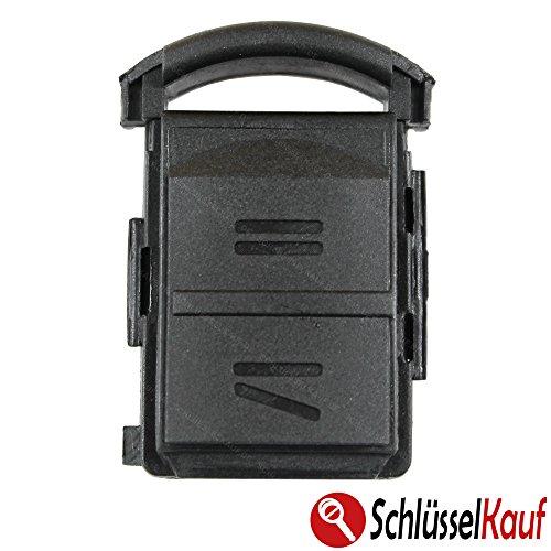 NEU Schlüsselgehäuse Gehäuse Schlüssel Fernbedienung Funk Fernbedienung 2 Tasten Neu