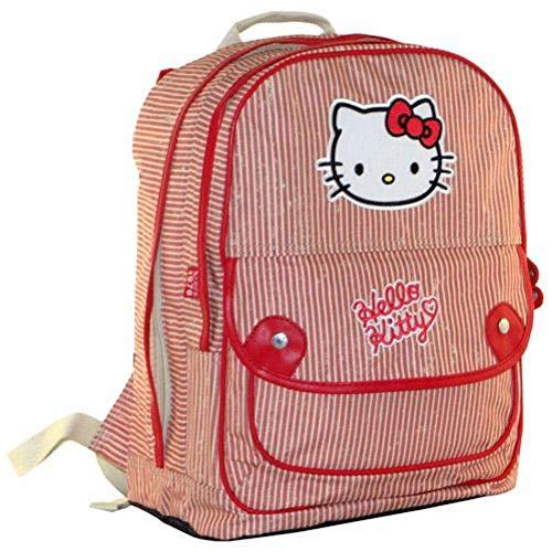 Grand sac à dos Hello Kitty