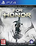 Ubisoft For Honor Deluxe Edition De lujo PlayStation 4 Inglés vídeo - Juego (PlayStation 4, Acción, Modo multijugador, RP (Clasificación pendiente))