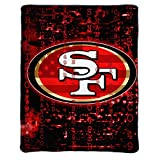 Outerstuff San Francisco 49ers Woolen Blanket Thin Section