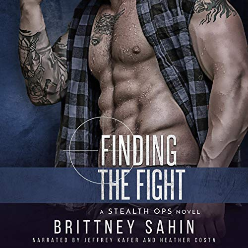 Finding the Fight  By  cover art
