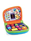 Fisher-Price Toy Baby Bilingual Smart Screen Laptop