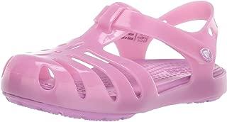 Crocs Girls Isabella Sandal Coral,13 Child US