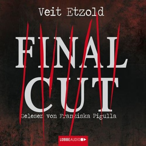 Final Cut audiobook cover art