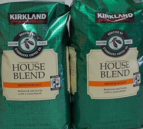 Starbucks Kirkland Signature Medium Roast...