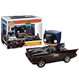 FUNKO POP! HEROES: 1966 RETRO COOL BATMAN BATMOBILE FIGURE by FunKo...