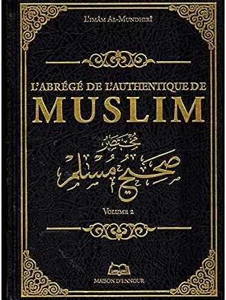 """Résultat de recherche d'images pour """"L'abrégé de l'authentique de MUSLIM*"""""""""""