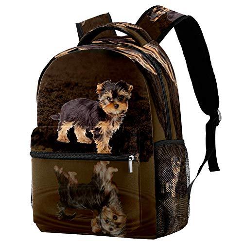 Mochila de madera de la guitarra de la mochila de la escuela del bolso del libro mochila casual para, estampado 6 (Multicolor) - bbackpacks004