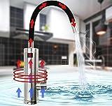 TopSer Wasserhahn mit integriertem Durchlauferhitzer - 3