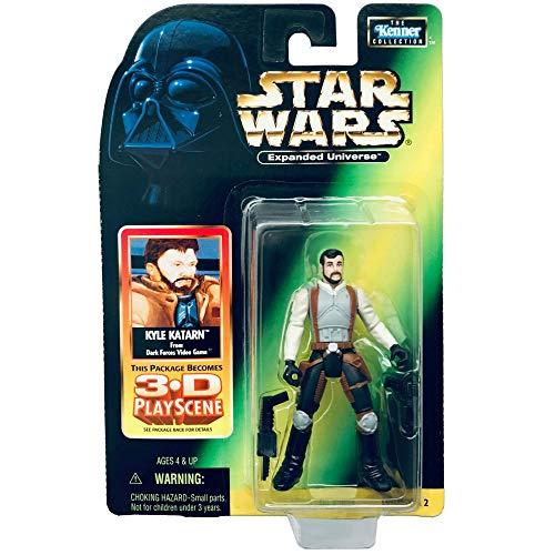 Figura de Kyle Katarn del universo expandido de Star Wars