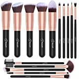 BESTOPE Makeup Brushes 16 PCs
