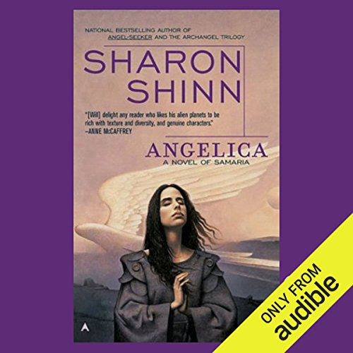 Angelica audiobook cover art