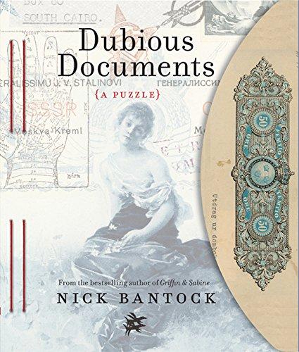 Dubious Documents: A Puzzle (Wordplay, Ephemera, Interactive Mystery) Maryland
