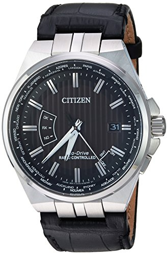 Citizen World Perpetual A-T Reloj de Hombre Eco-Drive 42mm CB0160-00E