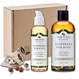 SPRING ONLY - Real, Organic Face And Body Bath Set. The Only pH 5.5...