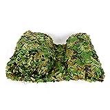 QI-CHE-YI Camuflaje Nets, Mallas de sombreo Verdes/protección Solar Jardín Cortinas Decorativas en Varios tamaños,3x10m