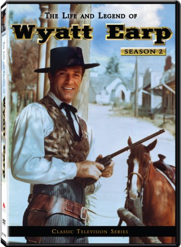 The Life and Legend of Wyatt Earp - Season 2 [RC 1]