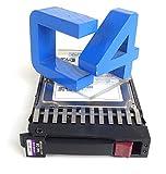 HP 432320-001 146GB hot-plug single-port SAS hard disk drive - 10,000 RPM, 3Gb/sec transfer rate, 2.5-inch small form factor (SFF)