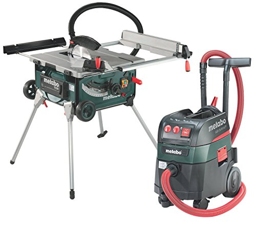 Metabo 690889000 Set TS 254 + ASR 35 M ACP