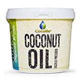 Cocolife Organic Virgin Coconut Oil, 3.8 l