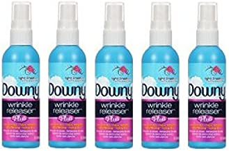 Downy Wrinkle Releaser, Light Fresh Scent, 3 Ounces - 5 Spray