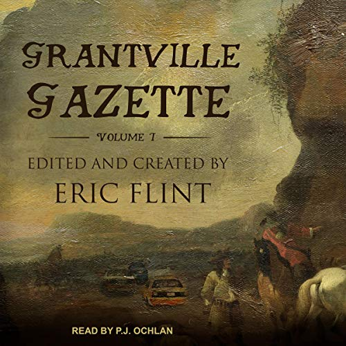 Grantville Gazette, Volume I cover art