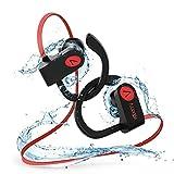 Écouteurs Bluetooth Sport, voberry ipx7imperméable Bluetooth auriculare...