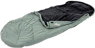 Lucx® Sovsäck nattcat sovväska sportfiskare för karpfiske och nattfiske, fisksovsäck, fiskarsovsäck 5 säsongs sovsäck, oli...