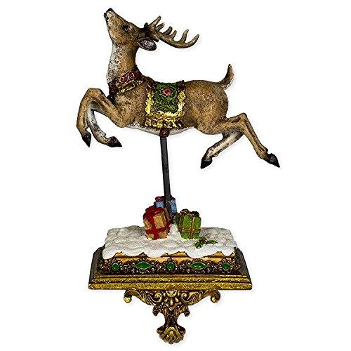 Joseph Studio Reindeer Holiday Stocking Holder