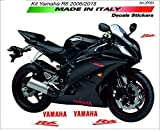 Kit de Pegatinas para Yamaha R6 2006/2015