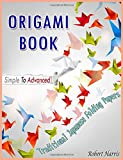 Origami Book –  Simple To Advanced, Traditional Japanese Folding Papers