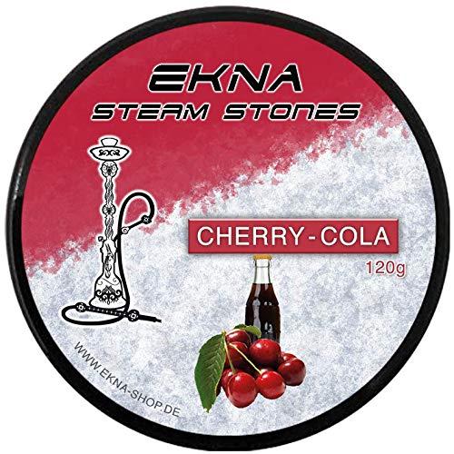 EKNA Steam Stones Cherry Cola 120g - Dampfsteine Shisha - Shisha - Shisha Steine Nikotinfrei - Shisha Tabak Nikotinfrei