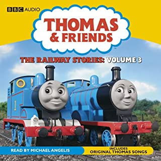Thomas & Friends cover art