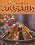 Couscous : Brochettes et Keftas (Carnet de Saveurs Maroc)
