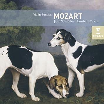 Mozart : Sonatas For Violin & Pianoforte
