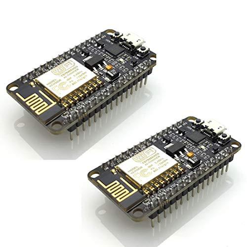 Amazon.com - ESP8266 - ESP-12E NodeMCU Wi-Fi Development Board (2 pieces)