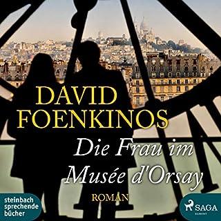 Die Frau im Musée d Orsay Titelbild